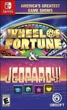 Nintendo Switch America's Greatest Game Shows Wheel Of Fortune & Jeopardy!