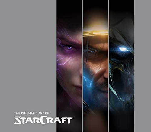 Robert Brooks Cinematic Art Of Starcraft