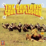 The Daktaris Soul Explosion (colored Vinyl) Color Vinyl W Dl