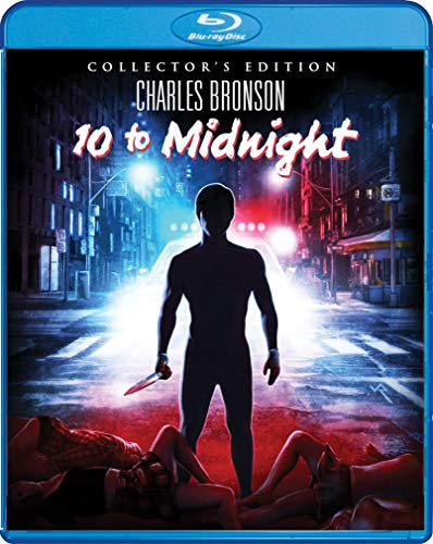 10 To Midnight Bronson Brimley Eilbacher Blu Ray R