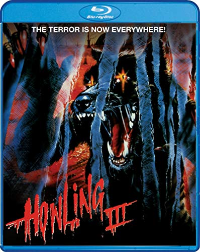 Howling III/Otto/Annesley@Blu-Ray@PG13