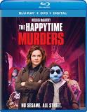 The Happytime Murders Mccarthy Barretta Blu Ray DVD Dc R