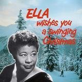 Ella Fitzgerald Ella Wishes You A Swinging Christmas Lp