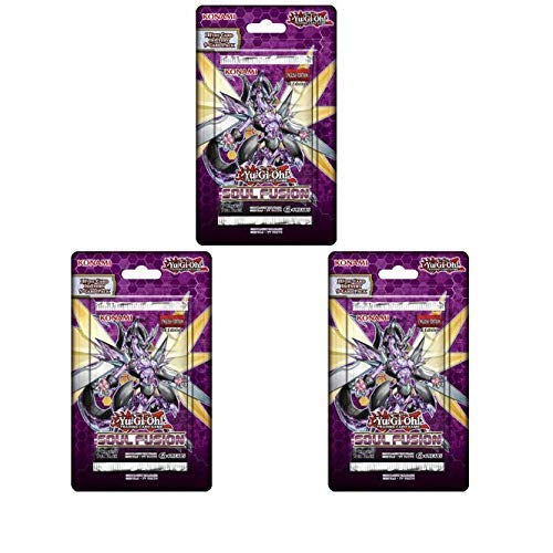 Yu Gi Oh Cards Soul Fusion Booster Pack