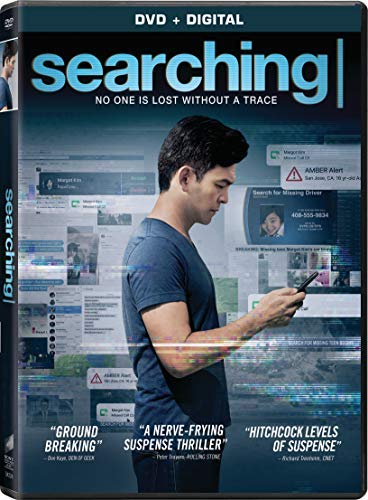 Searching Cho Messing Lee DVD Dc Pg13