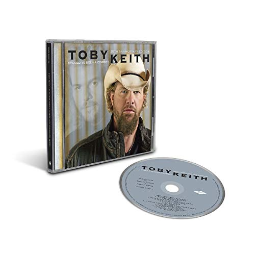 Toby Keith Should've Been A Cowboy 25th Anniversary Edition