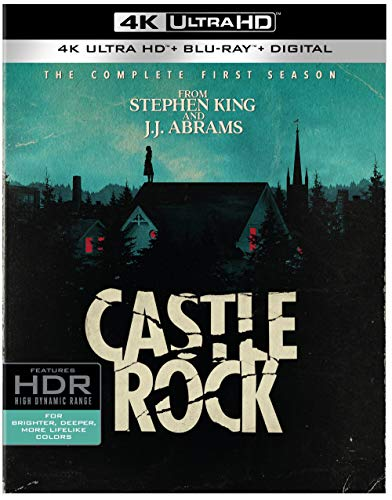 Castle Rock Season 1 4khd Nr