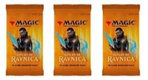 Magic The Gathering Cards Guilds Of Ravnica Booster Pack