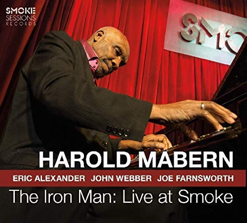 Harold Mabern/Iron Man: Live At Smoke