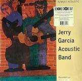 Jerry Garcia Acoustic Band Almost Acoustic 2 Lp Green Marbled Vinyl Rsd Black Friday 2018