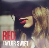 Taylor Swift Red 2 Lp Clear Vinyl Rsd Black Friday 2018