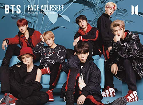 Bts Face Yourself CD Blu Ray