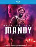 Mandy Cage Riseborough Roache Blu Ray Nr