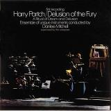 Harry Partch Delusion Of Fury 2xlp