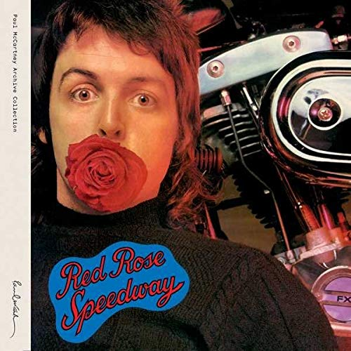 Paul Mccartney & Wings Red Rose Speedway 2 Lp