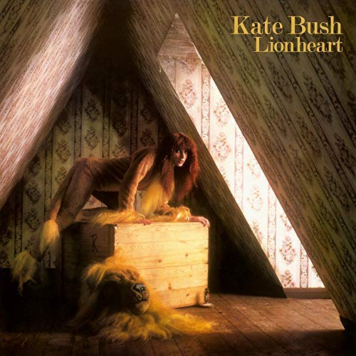 Kate Bush Lionheart 2018 Remaster