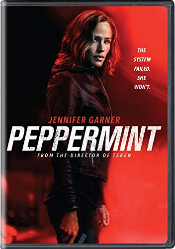 Peppermint Garner Ortiz Gallagher DVD R