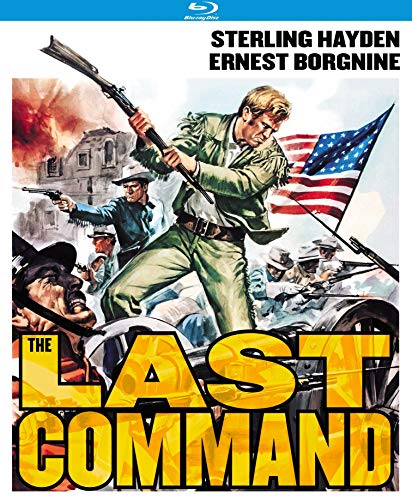 Last Command Hayden Borgnine Blu Ray Nr