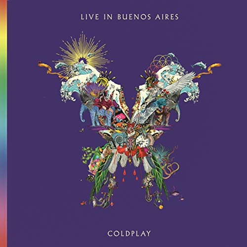 Coldplay Live In Buenos Aires 2cd