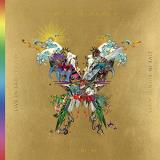 Coldplay Live In Buenos Aires 3lp 180 Gram Gold Vinyl + 2dvd
