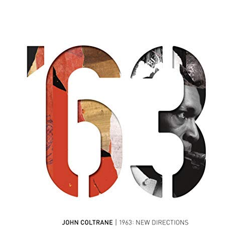 John Coltrane/1963: New Directions@3cd
