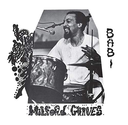 Milford Graves Babi 2cd