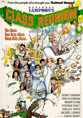 National Lampoon's Class Reunion DVD R