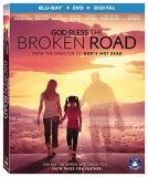 God Bless The Broken Road Pulsipher Walker Sparks Blu Ray DVD Dc Pg