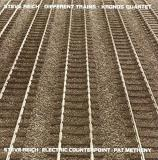 Steve Reich Different Trains Electric Counterpoint Lp