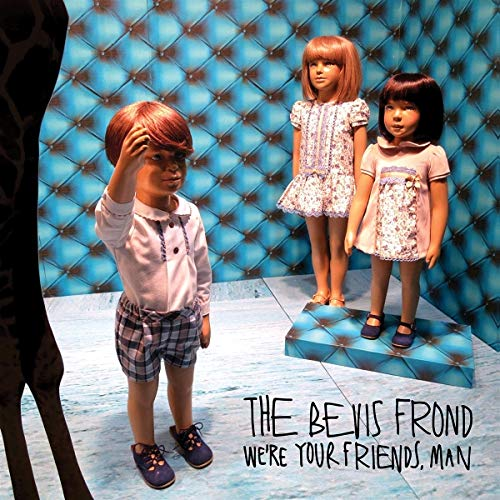 The Bevis Frond We're Your Friends Man 2lp W Dl