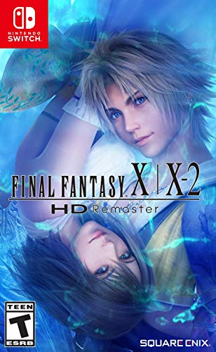 Nintendo Switch Final Fantasy X X2