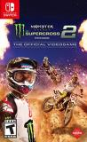 Nintendo Switch Monster Energy Supercross Official Videogame 2