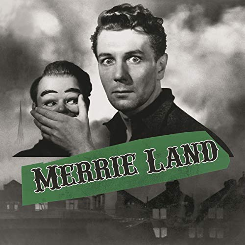 The Good The Bad & The Queen Merrie Land 180g