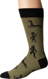 Socks Mens Crew I'm A Believer Hov