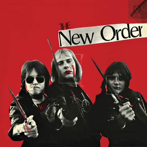 The New Order The New Order (red Vinyl)