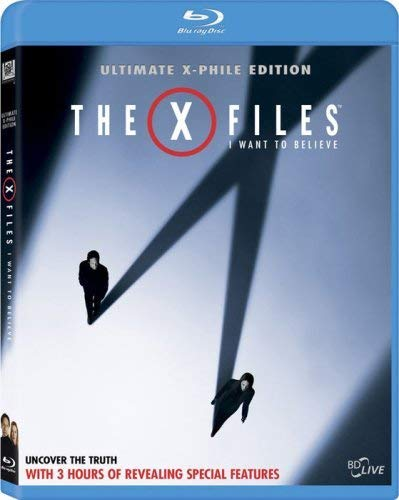 The X Files I Want To Believe Duchovny Anderson