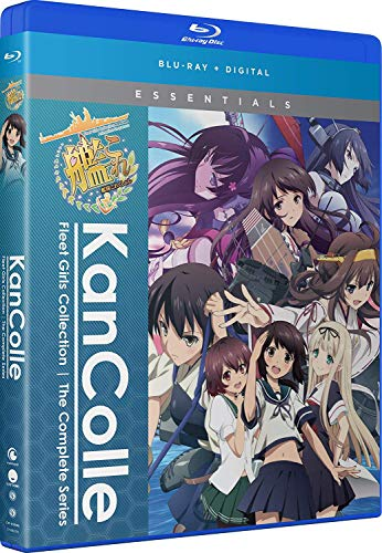 Kancolle Kantai Collection Complete Series Blu Ray Dc Nr