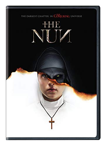 The Nun (2018) Farmiga Bichir Aarons DVD R