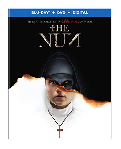 The Nun (2018) Farmiga Bichir Aarons Blu Ray R