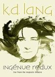 K.D. Lang Ingenue Redux Live From The Majestic Theater Blu Ray