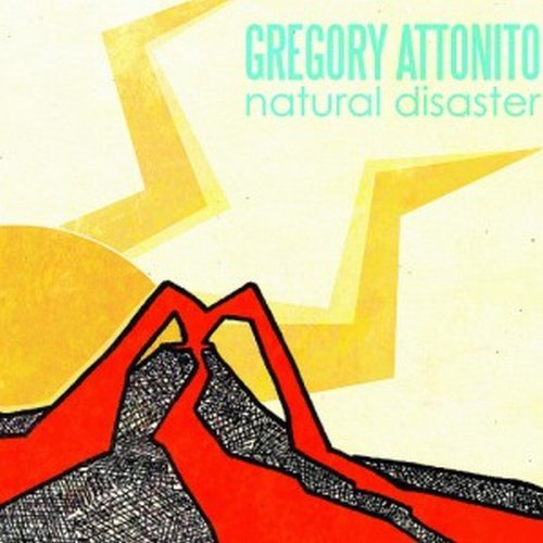 Gregory Attonito Natural Disaster 10 Inch Vinyl Natural Disaster