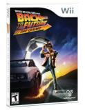 Wii Back To The Future The Game
