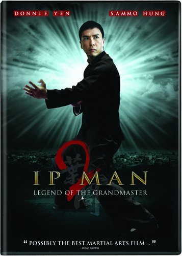 Ip Man 2 Yen Hung DVD R