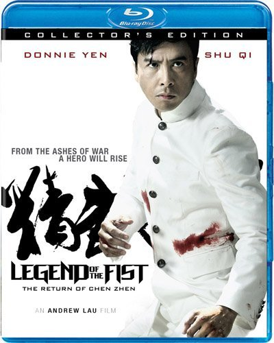 Legend Of The Fist Return Of Legend Of The Fist Return Of Ws Blu Ray Coll. Ed.