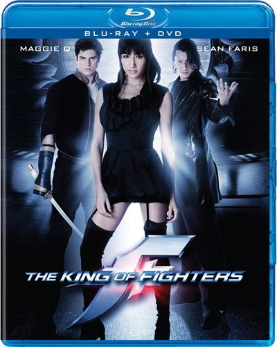 King Of Fighters King Of Fighters Blu Ray Incl. DVD 2 Br