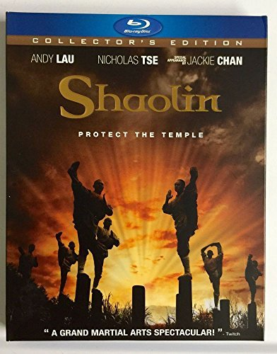 Shaolin Collector's Edition Lau Chan Tse R Blu Ray