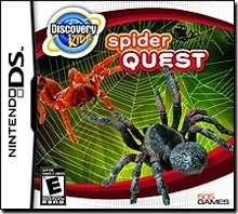 Nintendo Ds Discovery Kids Spider Quest 505 Games
