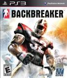 Ps3 Backbreaker Football