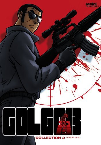 Golgo 13 Collection 2 Golgo 13 Ws Nr 2 DVD