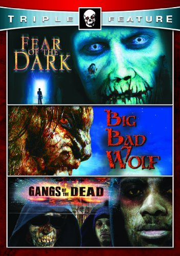 Fear Of The Dark Big Bad Wolf Horror Triple Feature Nr 2 DVD
